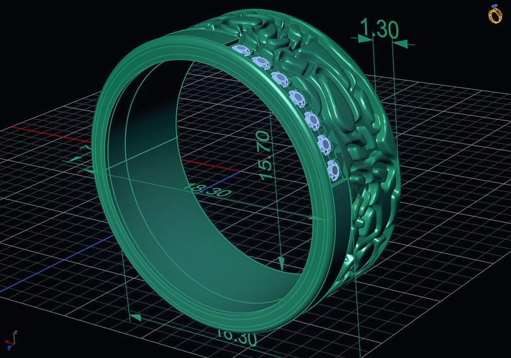 مدل های سه بعدی در Matrix