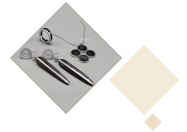 ساخت گردنبند و گوشواره در جواهرسازی