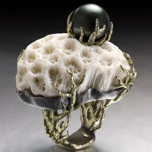 مواد جایگزین در ساخت جواهرات مدرن و طراحی نو