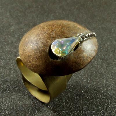 مواد جایگزین در ساخت جواهرات مدرن و تکنیک ها