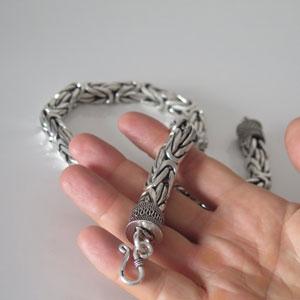 دستبند زنجیر رومی