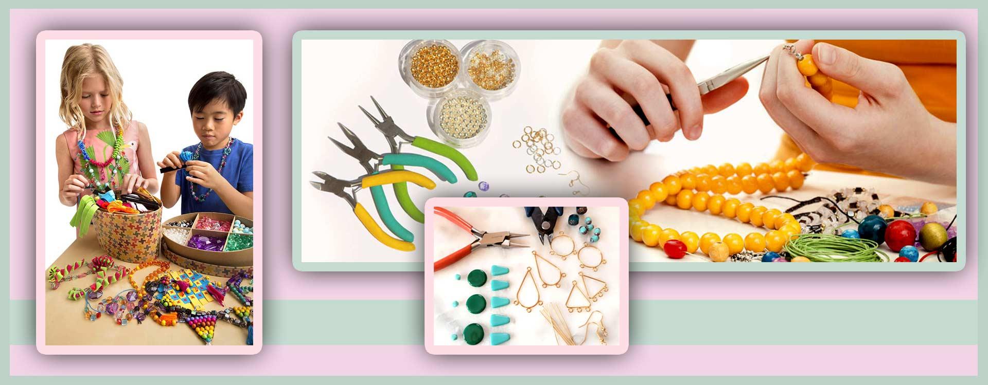 آموزش جواهرسازی در منزل