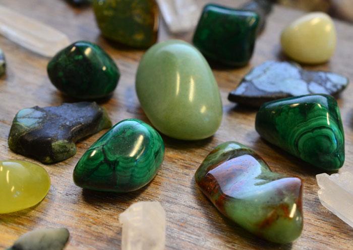 ارزش و خواص درمانی سنگ ها