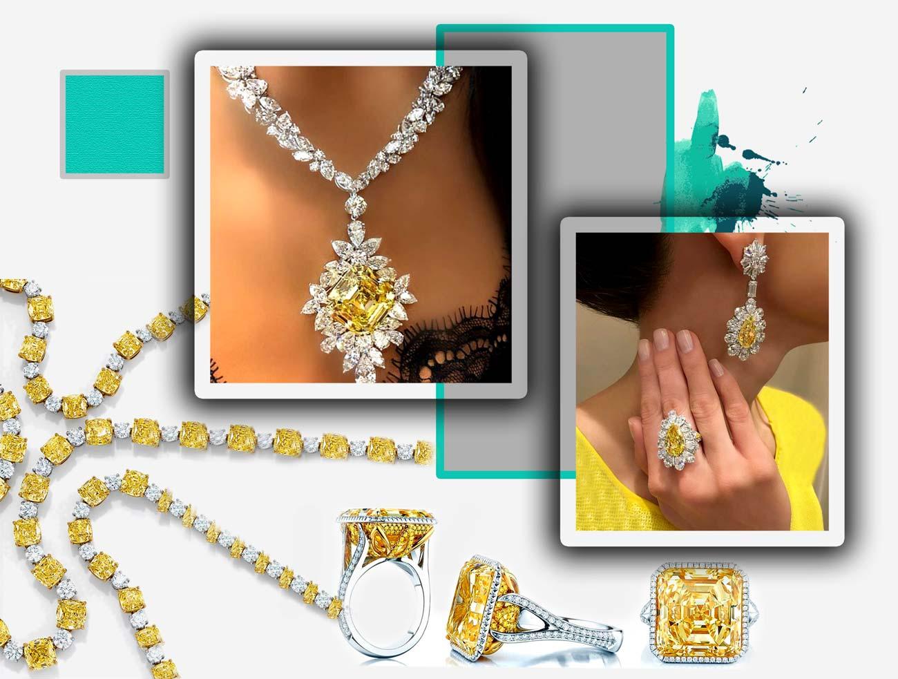 چگونه ست کردن رنگ لباس و جواهرات
