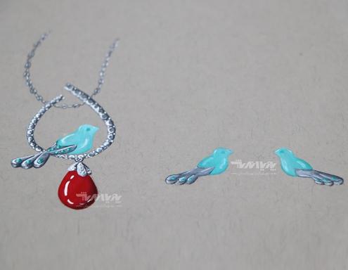 طراحی جواهرات دستی 1