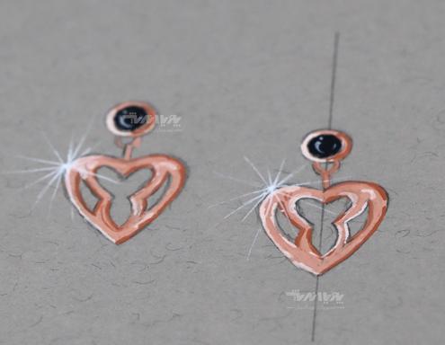آموزش طراحی جواهرات دستی 6
