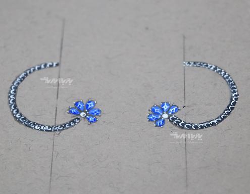آموزش طراحی جواهرات دستی 3