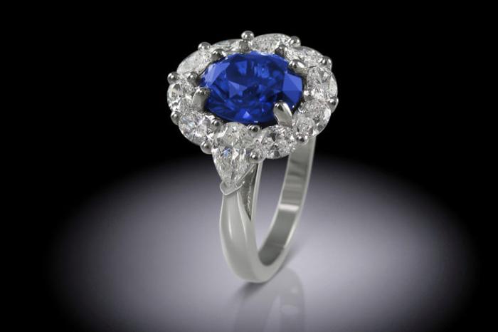 صنعت پرینت سه بعدی جواهرات
